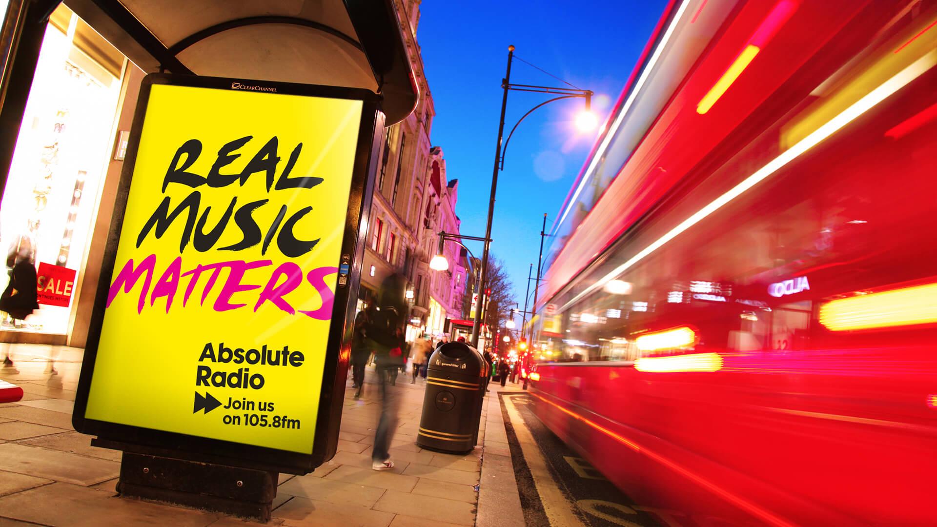 Absolute radio digital advertsiing programmatic advertising outdoor digital