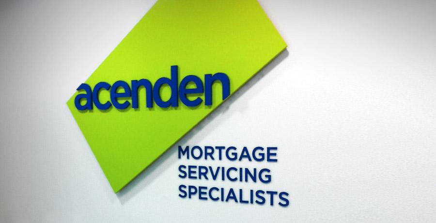 Acenden brand identity logo design
