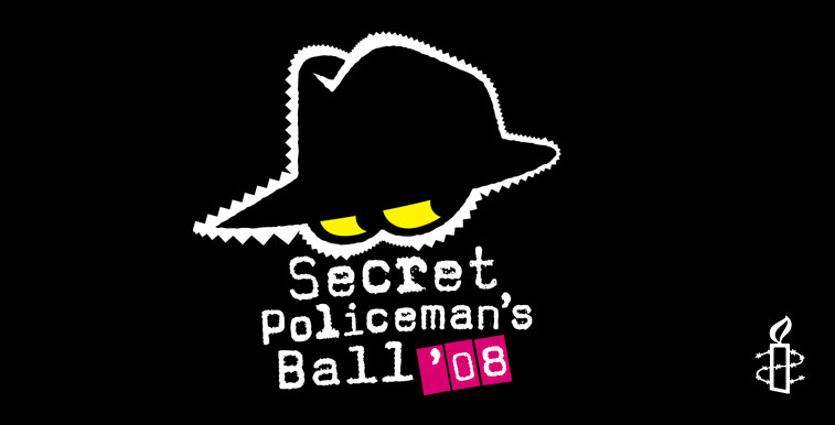 Amnesty policeman's ball identity
