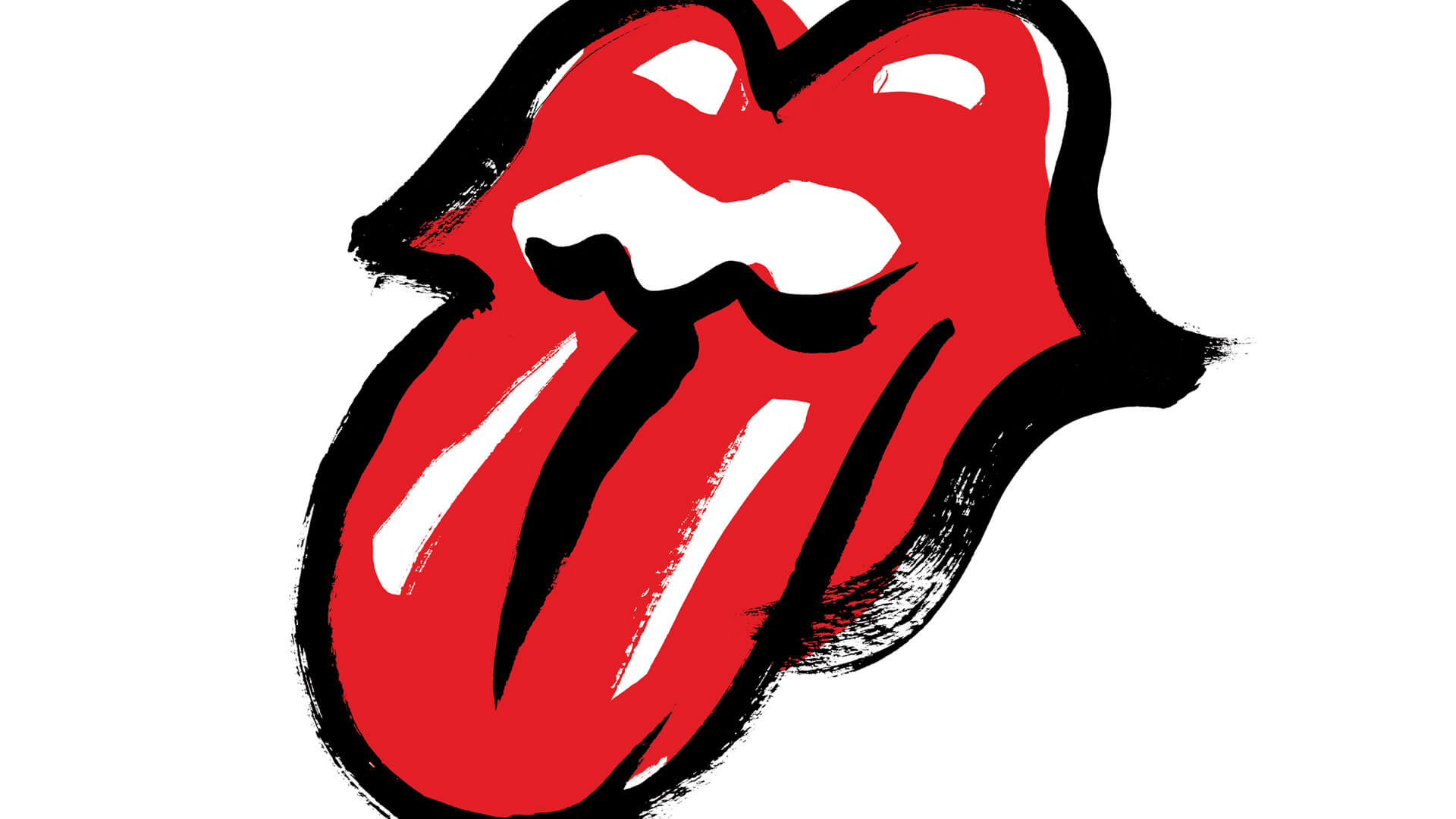 rolling stones no filter tongue logo