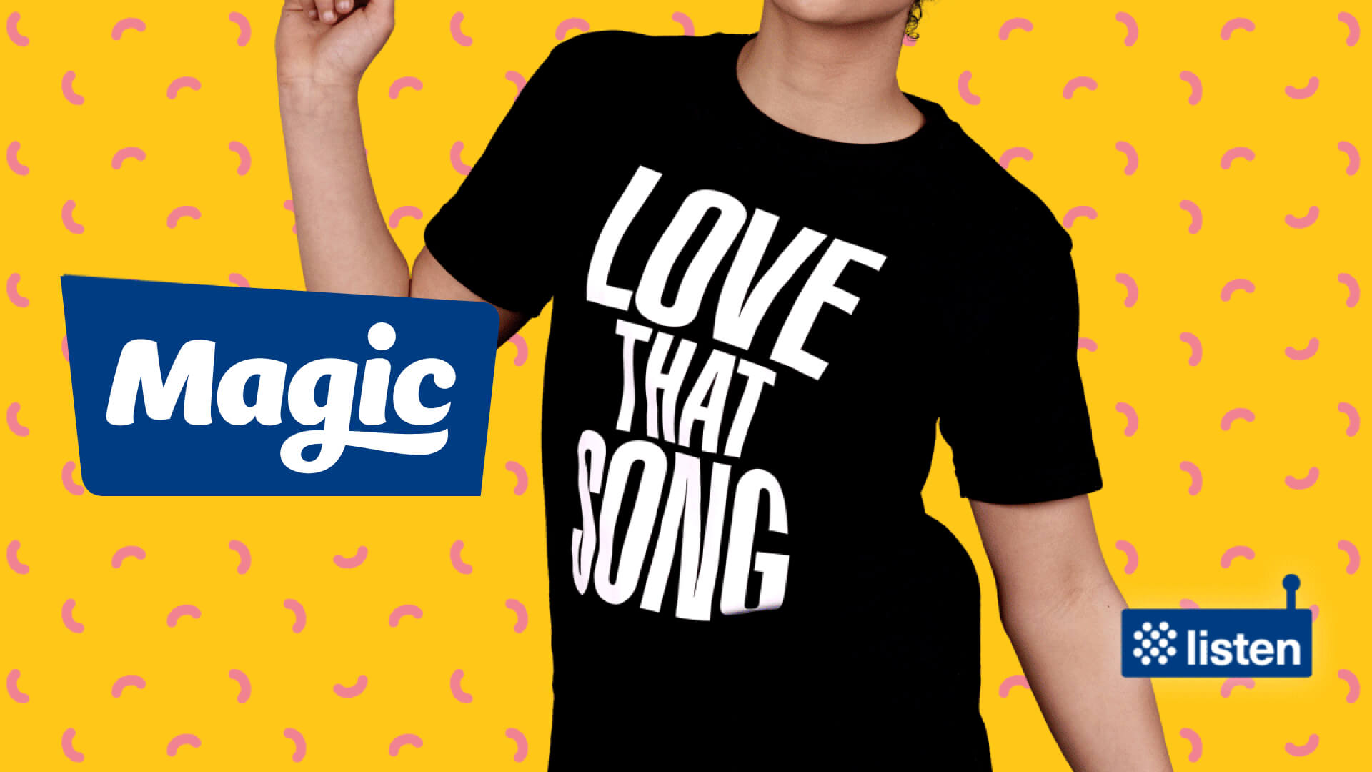 Magic radio relaunch rebrand repositioning