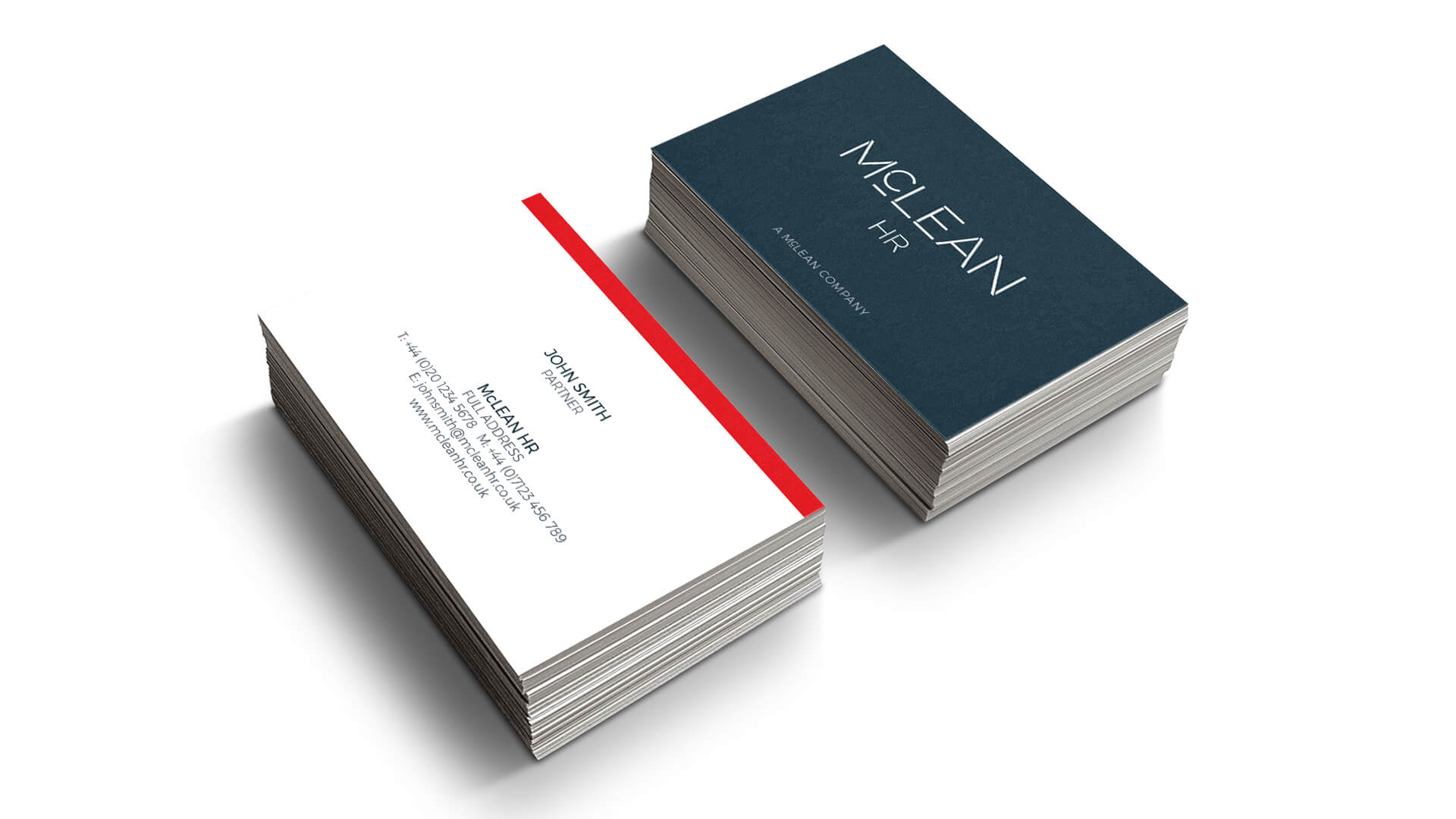 mclean group rebranding brand implementation rollout