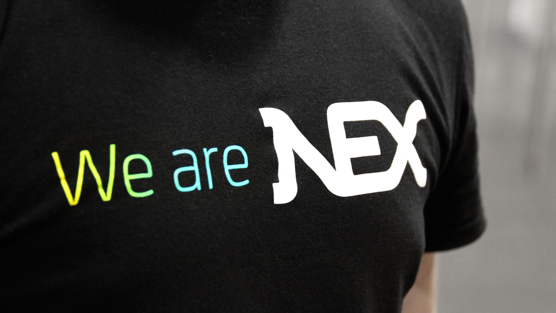 nex staff engagement campaign internal messaging promotion