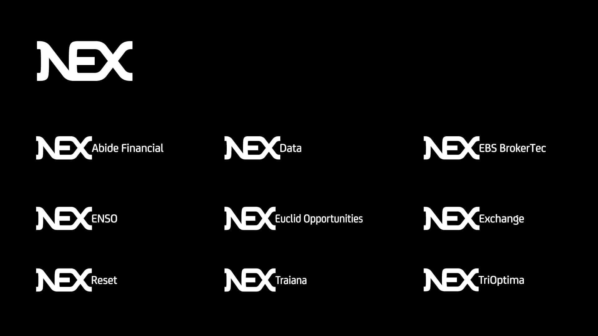 nex brand architecture brand strategy rebranding