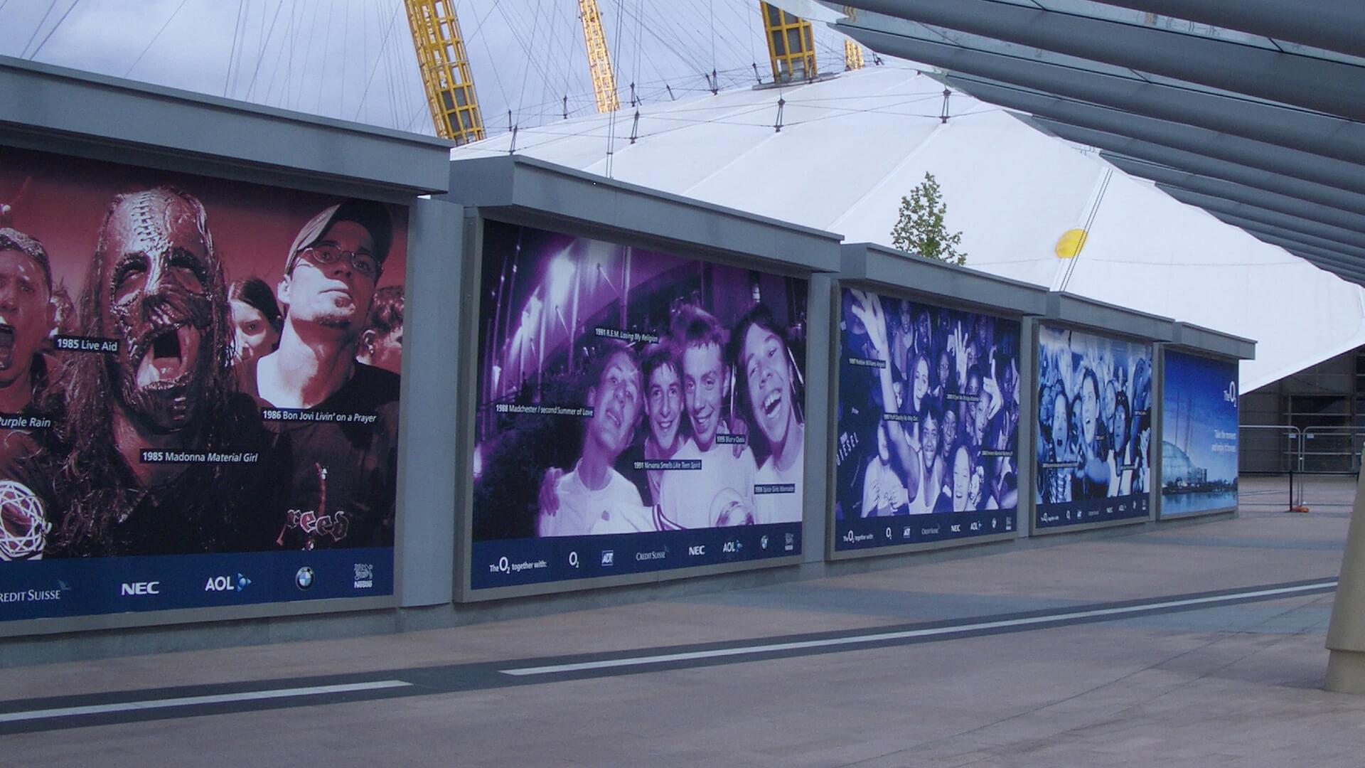 the o2 brand venue branding brand positioning