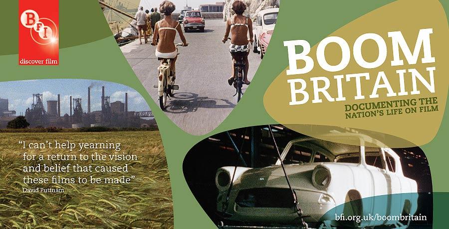 BFI boom britain marketing campaign