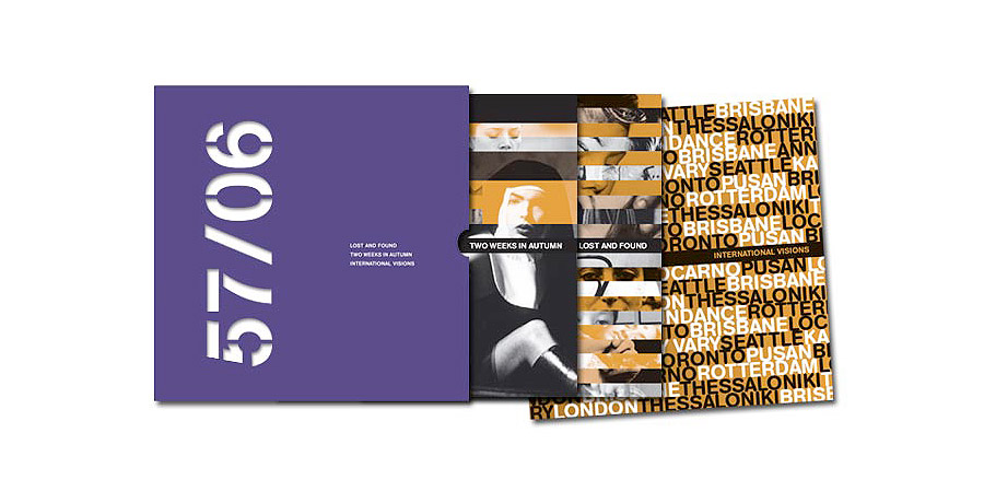 BFI anniversary book set design