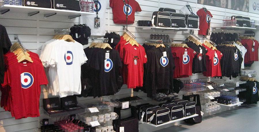 British music experience clothing range