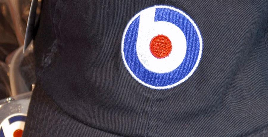 BME merchandising caps