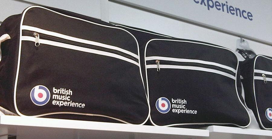 BME merchandising bags