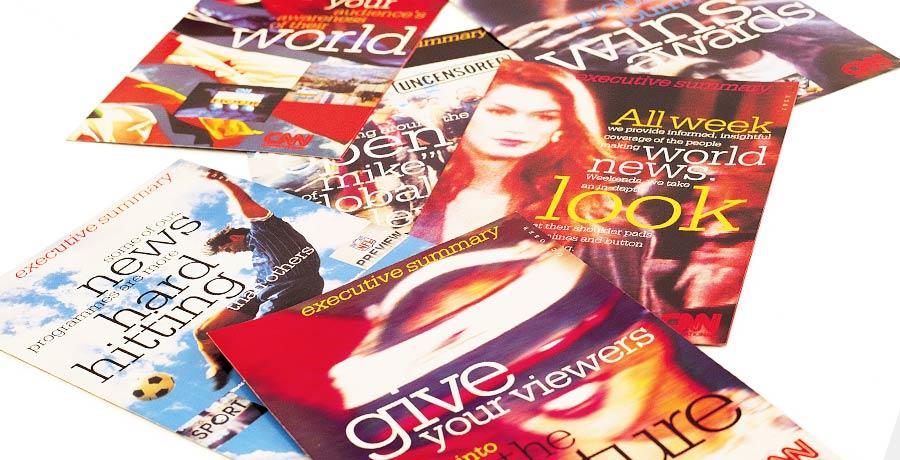 cnn marketing brochures