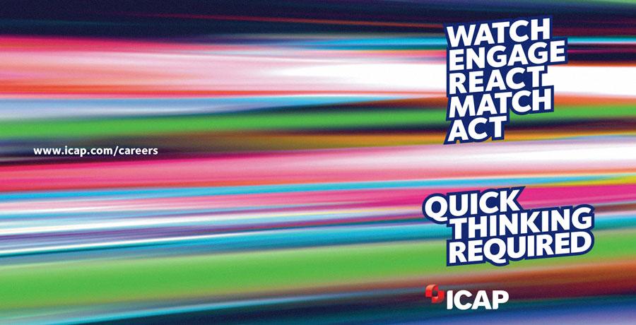 ICAP graduate recruitment identity