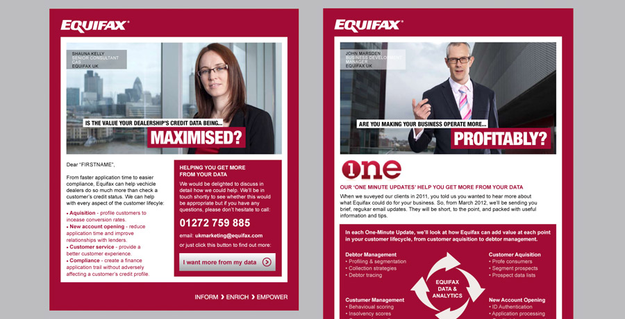 equifax marketing campaign