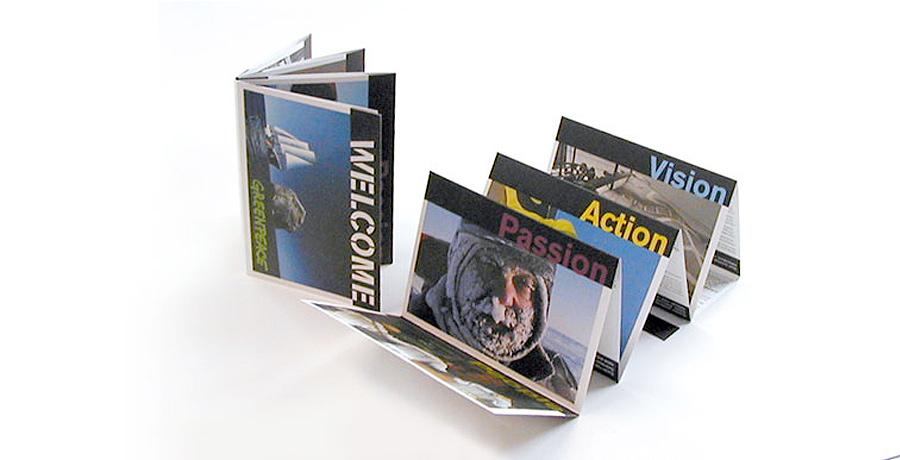 greenpeace membership newsletter design