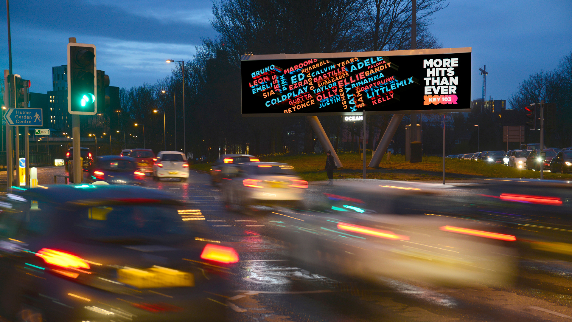 key 103 rdigital advertising campaign