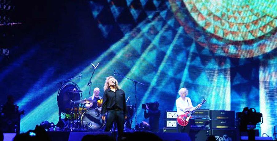 Led Zeppelin stage design 33