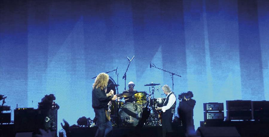 Led Zeppelin stage design 21