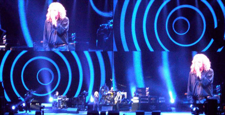Led Zeppelin stage design 5