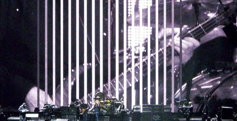 Led Zeppelin stage design 44