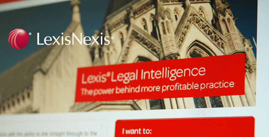 lexisnexis brand awareness campaign