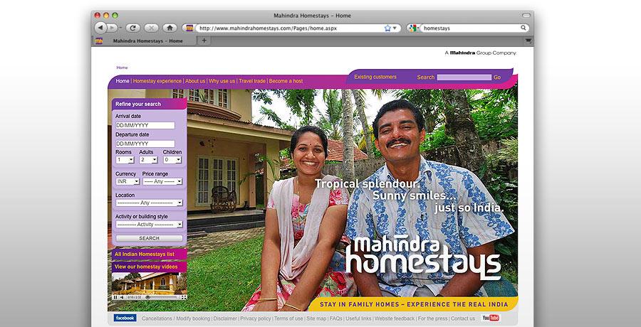 mahindra brand messaging positioning copywriting