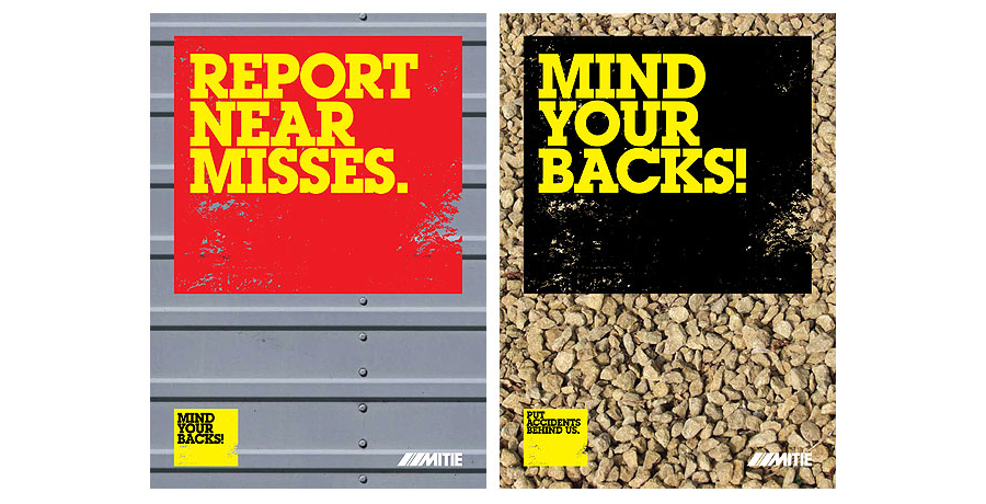 mitie near miss campaign