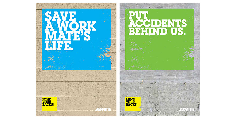mitie site safety campaign