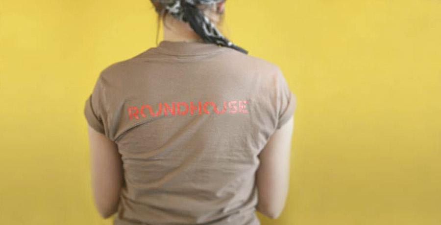 roundhouse merchandise range design
