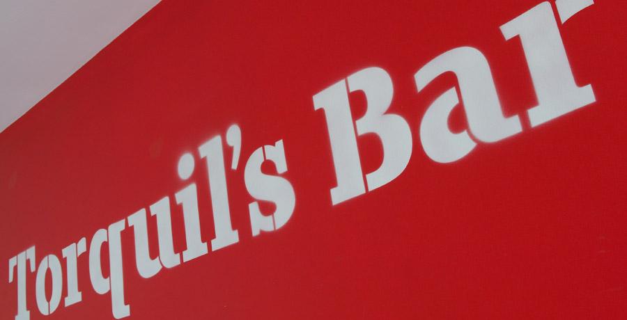 roundhouse bar branding