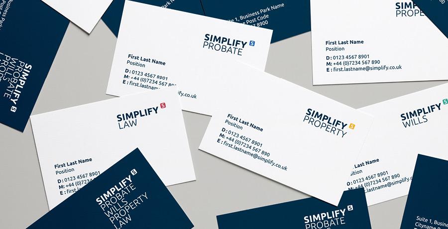 simplify brand identity logo design