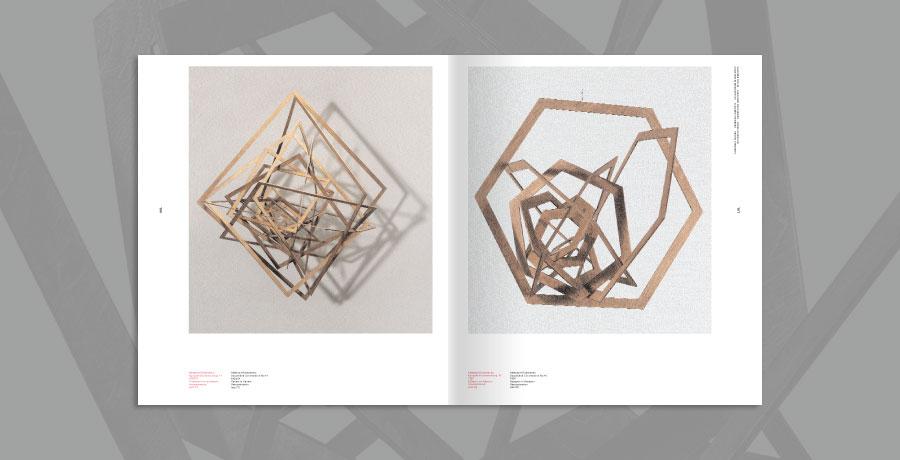 Thessaloniki Museum of Art book design