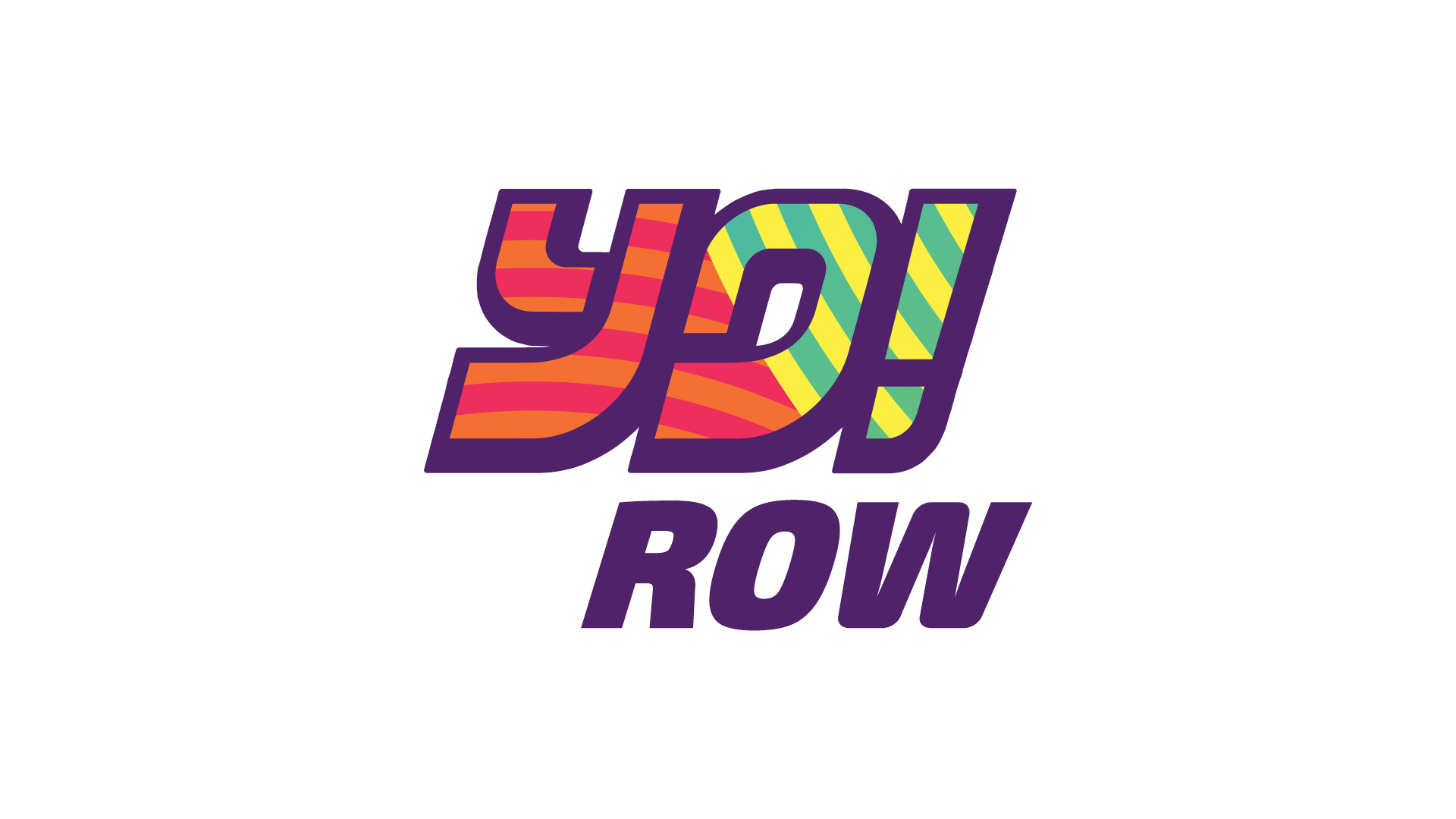 yo!row main logo design