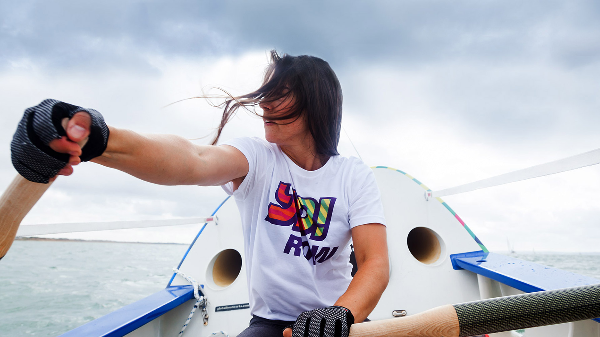 yo!row brand identity system t-shirt