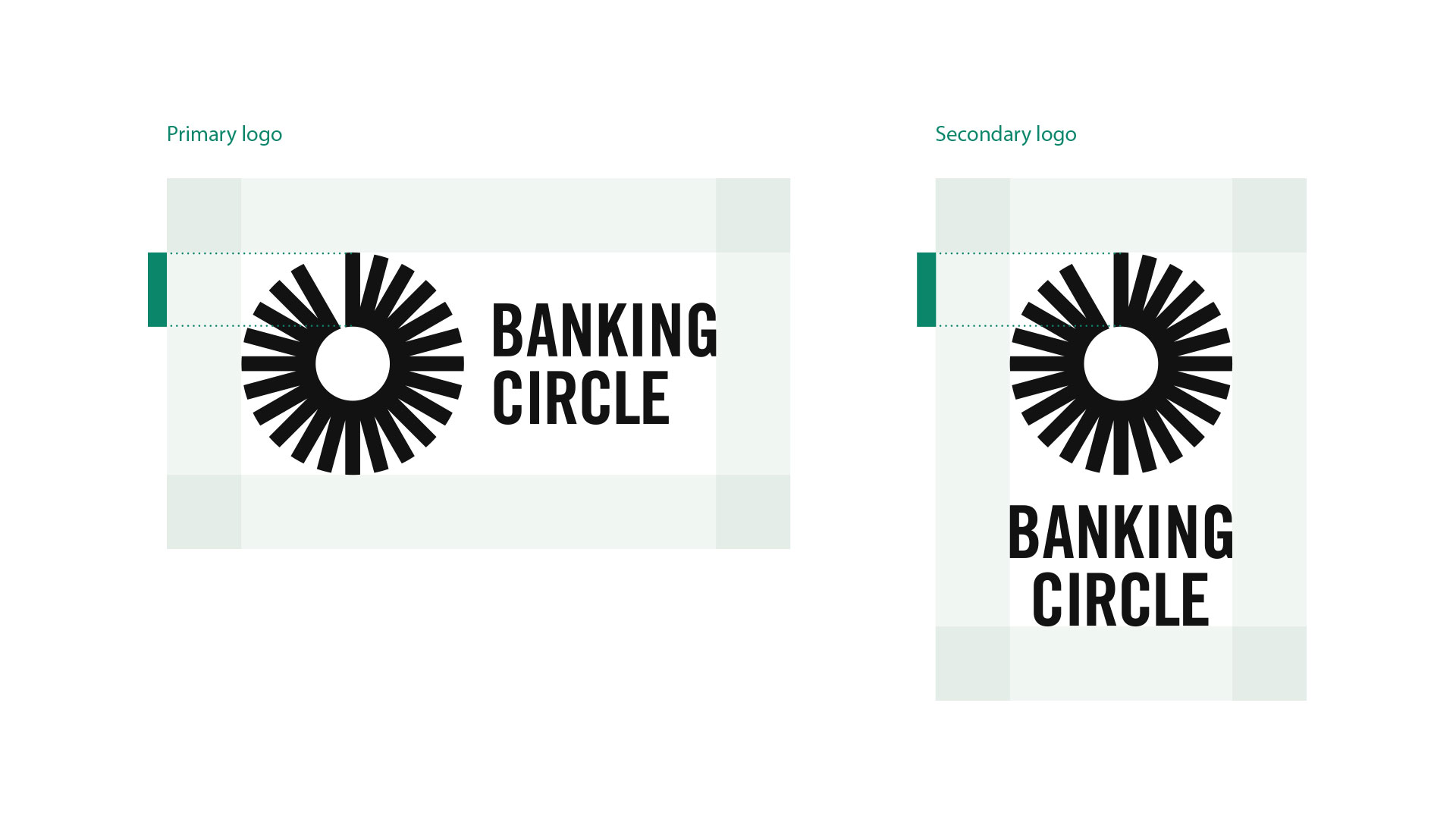 banking circle brand guidelines