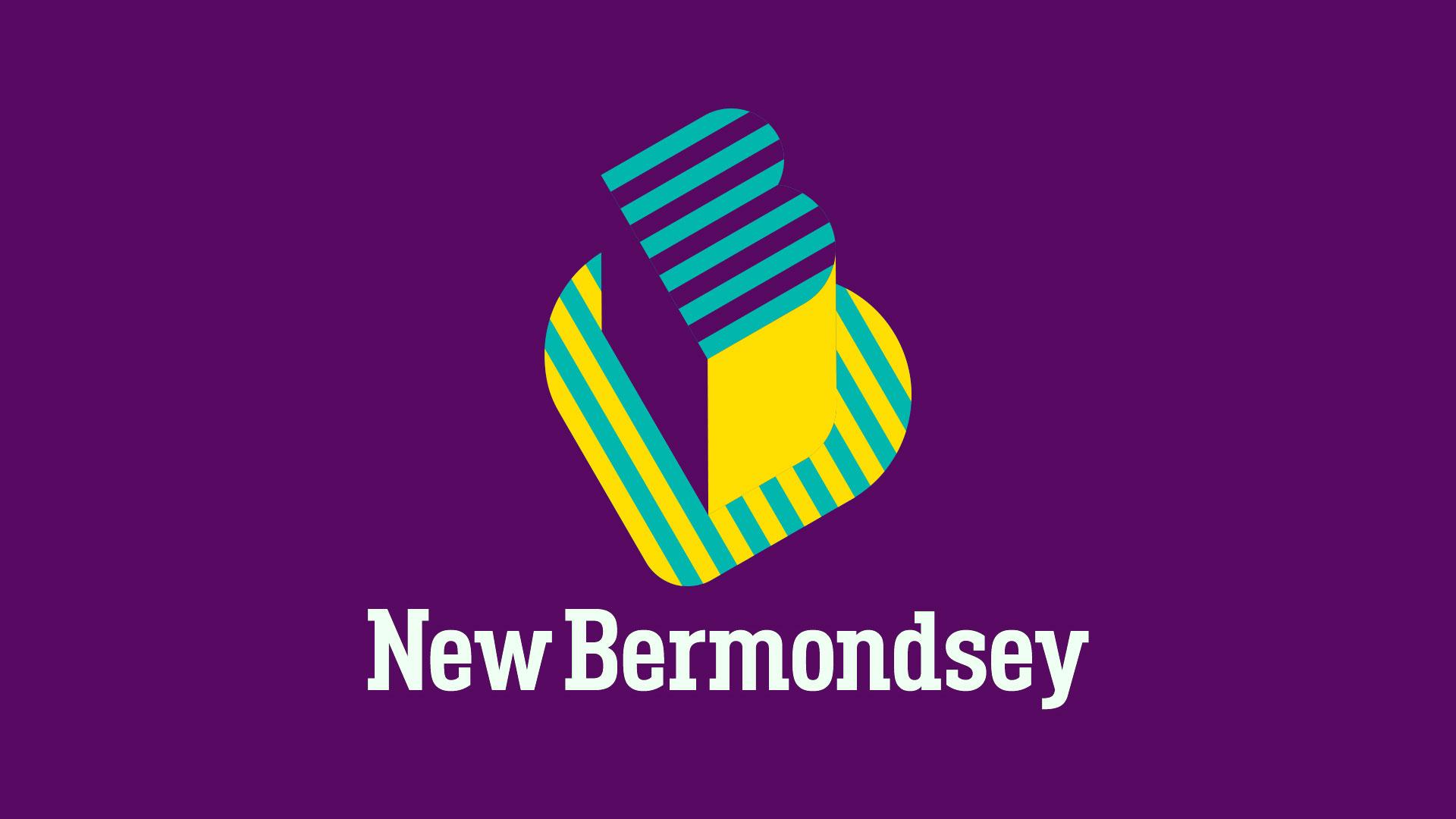new bermondsey logo design brand identity brand naming