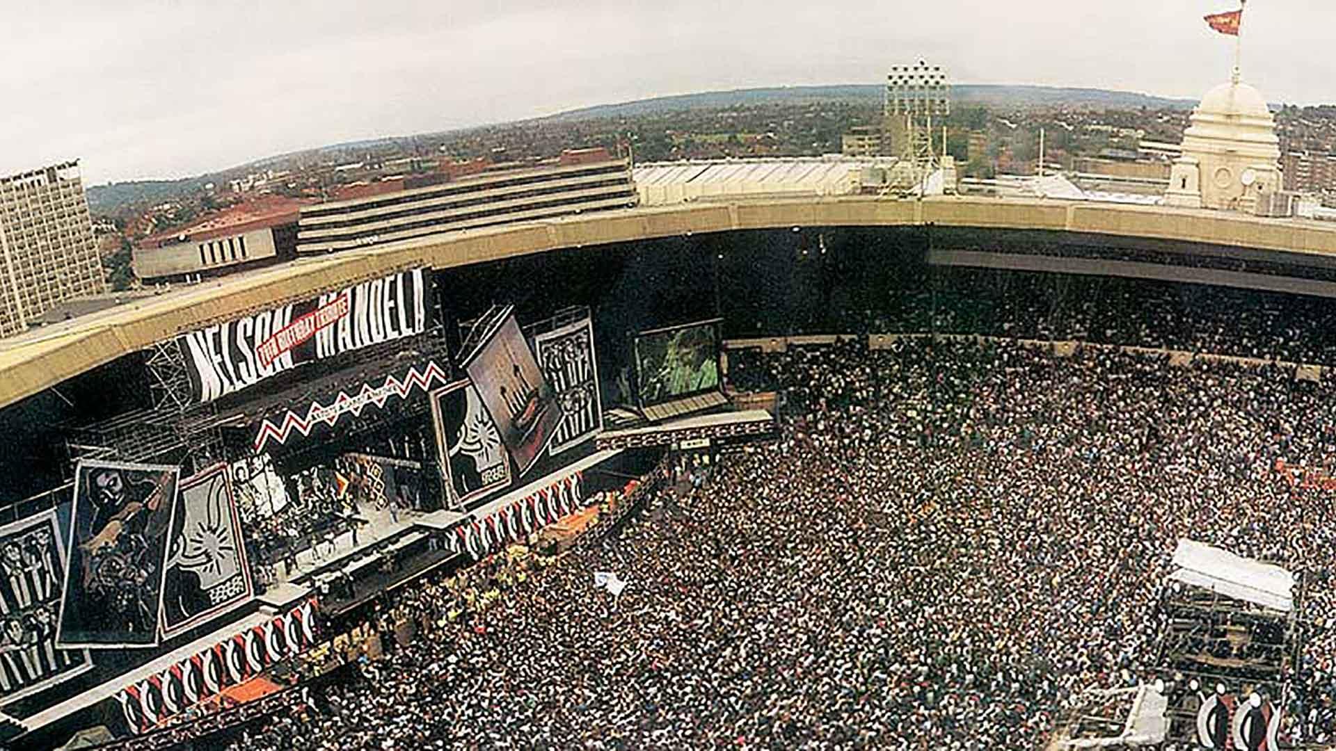 Nelson Mandela Concerts